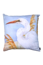 Manual Woodworkers and Weavers Egrets Pillow - Product Mini Image