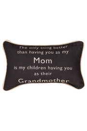 Manual Woodworkers and Weavers Grandmother Pillow - Product Mini Image