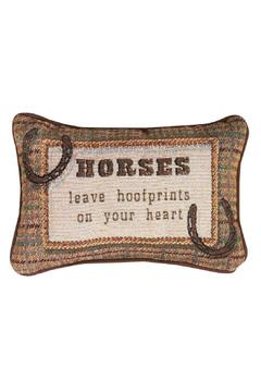 Shoptiques Product: Horse Pillow