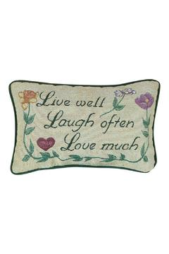 Shoptiques Product: Love Much Pillow