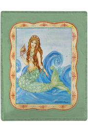 Manual Woodworkers and Weavers Mermaid Throw - Product Mini Image