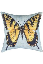 Manual Woodworkers and Weavers Monarch Butterfly Pillow - Product Mini Image