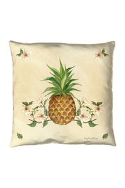 Manual Woodworkers and Weavers Pineapple Dogwood Pillow - Product Mini Image