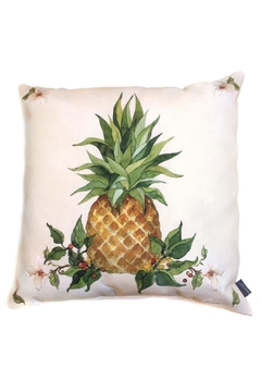 Manual Woodworkers and Weavers Pineapple Ivy Pillow - Alternate List Image