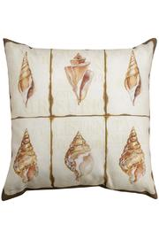 Manual Woodworkers and Weavers Seashells Pillow - Product Mini Image