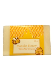 Soap and Water Newport Manuka Honey Barsoap - Front cropped
