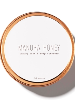 handmade. la conner Manuka Honey Cleanser - Alternate List Image