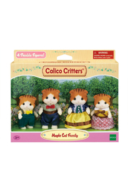 Calico Critters Maple Cat Family - Product Mini Image