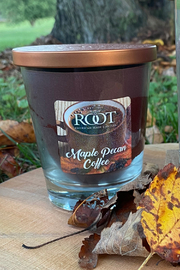ROOT  Maple Pecan Coffee 10.5oz Candle - Product Mini Image