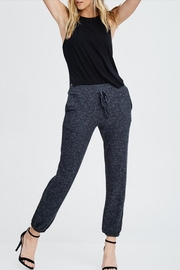 MapleSage Soft Lounge Joggers - Front full body