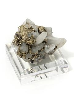 Mapleton Drive Pyrite Acrylic Stand - Alternate List Image