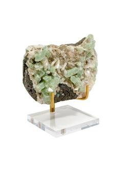 Mapleton Drive Green Apophyllite Stand - Alternate List Image