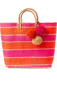 Shoptiques Product: Capri Basket Tote