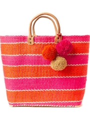 Mar Y Sol Capri Basket Tote - Product Mini Image