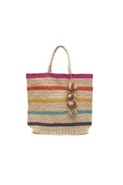 Mar Y Sol Catalina Crochted Tote - Product Mini Image