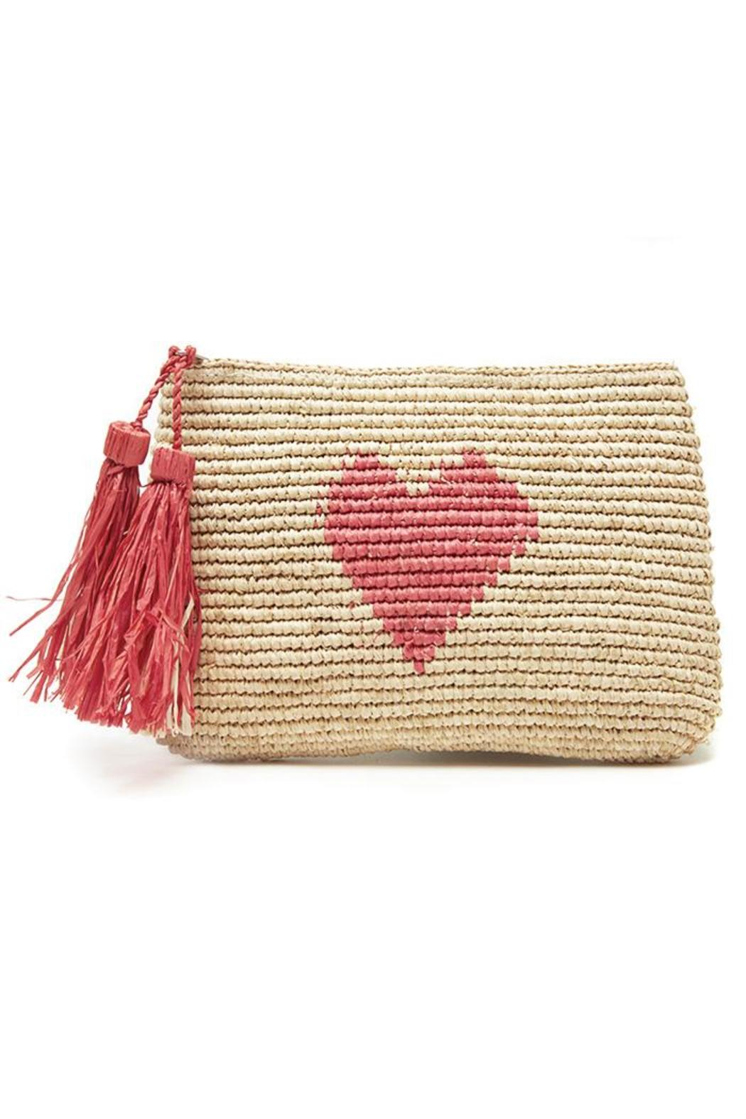 975683ec1 Mar Y Sol Tassel Crochet Clutch from Canada by Simple Chic — Shoptiques