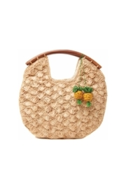 Mar Y Sol Isla Pineapple Clutch - Product Mini Image