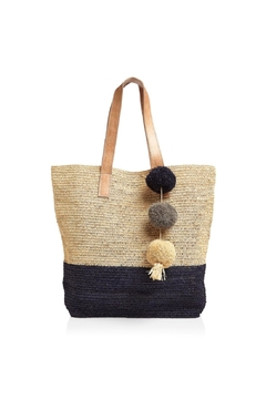 Shoptiques Product: Montauk Color Block Tote