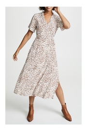 Faithfull The Brand Mara Wrap Dress` - Product Mini Image