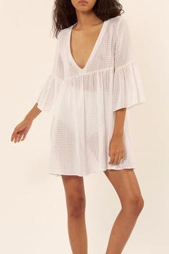 Mara Hoffman Bell Sleeve Dress - Product List Image