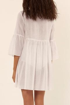 Mara Hoffman Bell Sleeve Dress - Alternate List Image