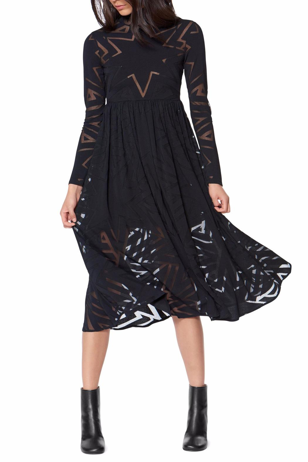 Mara Hoffman Burnout Midi Dress From New Jersey By Dressed By Lori