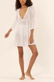 Mara Hoffman Mini Cover Up - Front cropped