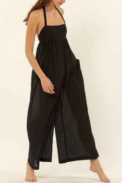 Mara Hoffman Scoop Pocket Jumpsuit - Product List Image