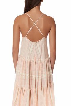 Shoptiques Product: Pink Tiered Dress