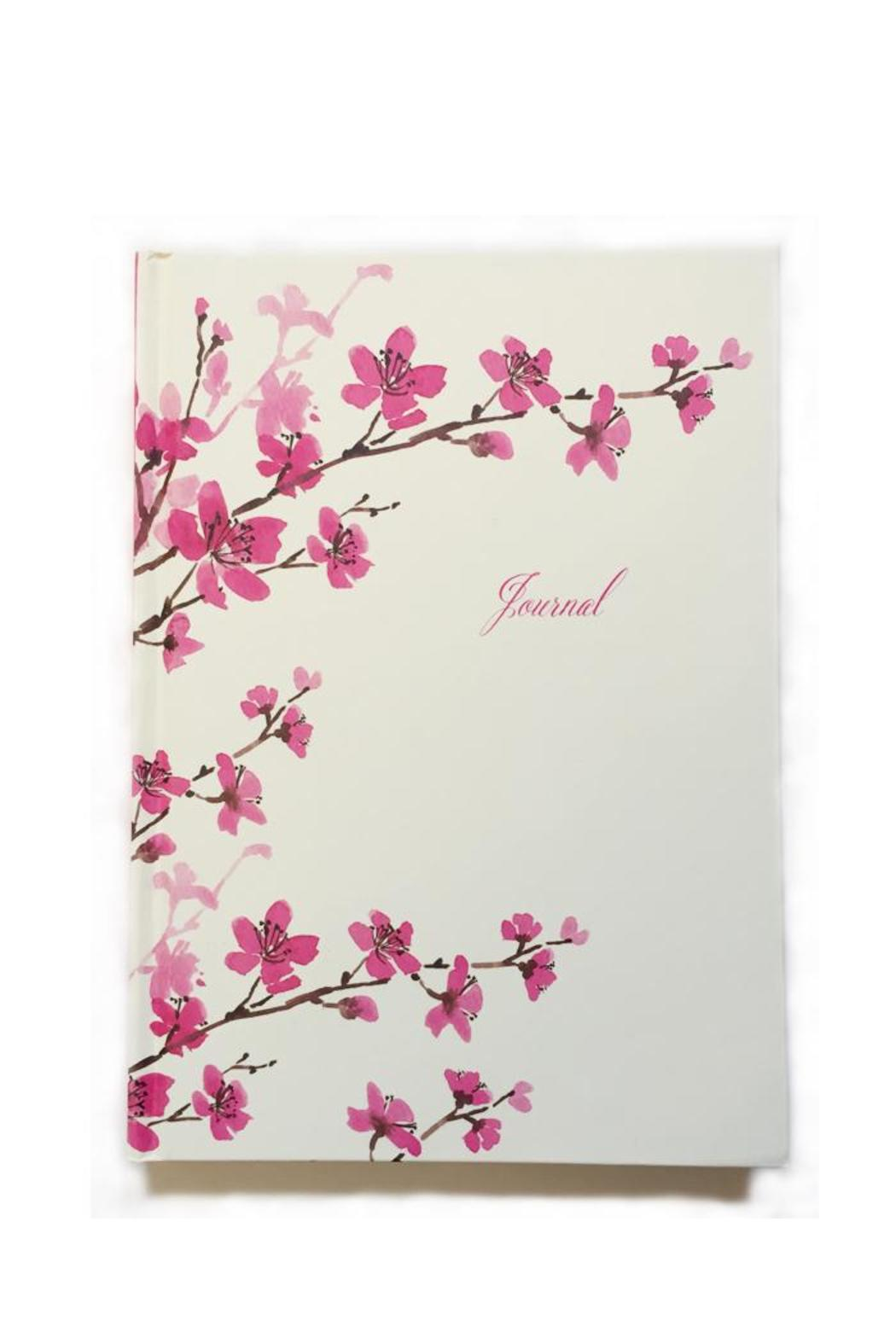 Mara Mi Cherry Blossom Journal - Main Image