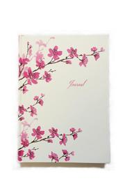 Mara Mi Cherry Blossom Journal - Front cropped