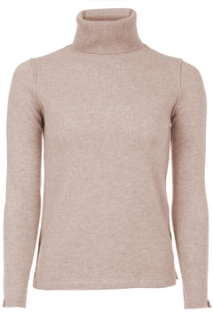 Shoptiques Product: Marble Cashmere Turtleneck