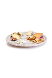 Two's Company Marble Lazy Susan - Product Mini Image