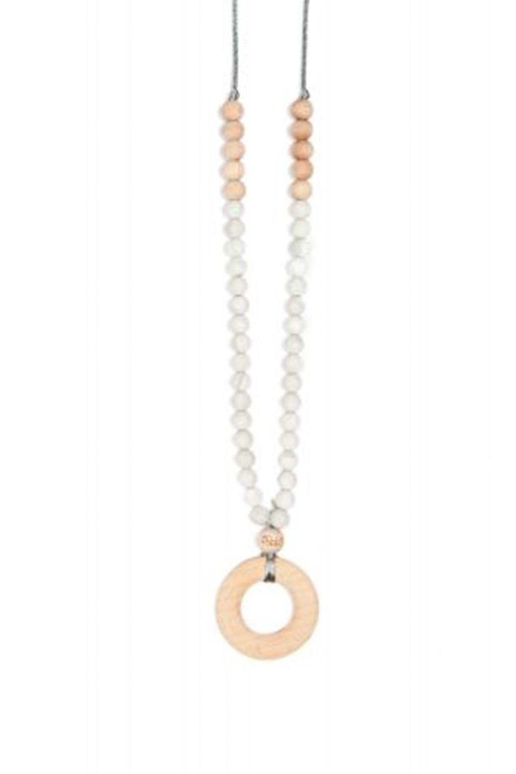 Bella Tunno Marble Teething Necklace - Main Image