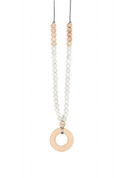 Shoptiques Product: Marble Teething Necklace