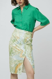 Compania Fantastica Marbled Tube Skirt - Product Mini Image