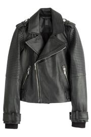 Marc By Marc Jacobs Moto Leather Jacket - Product Mini Image