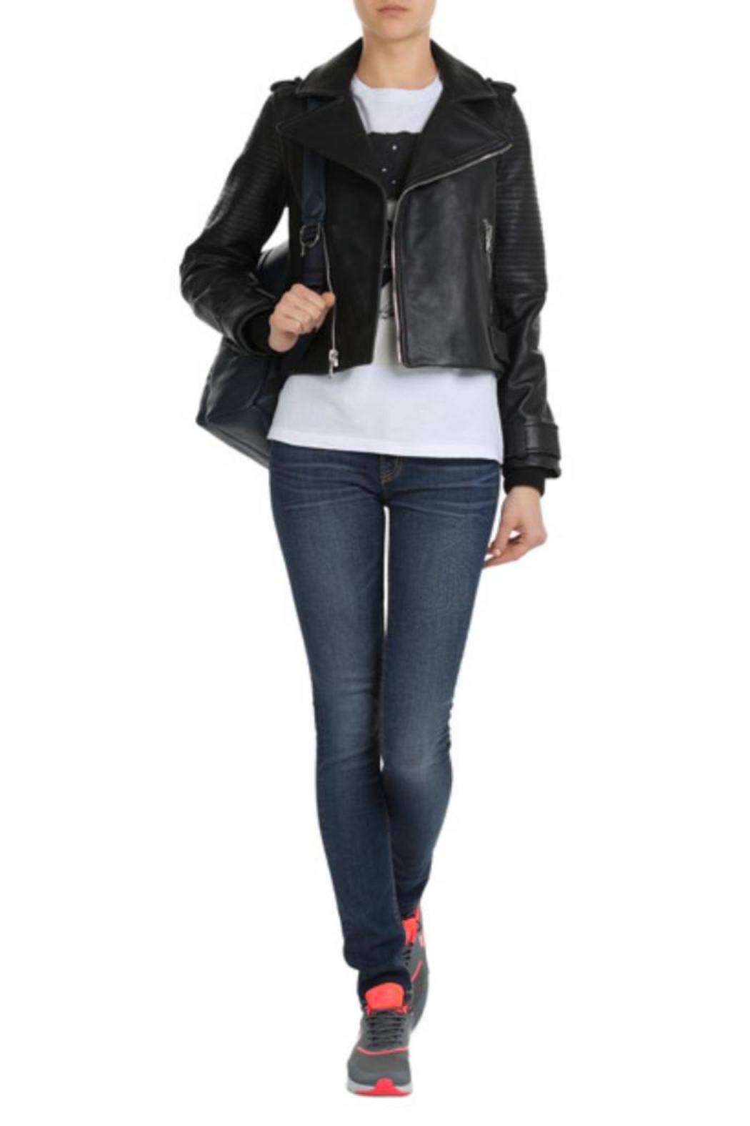 Leather jackets canada store