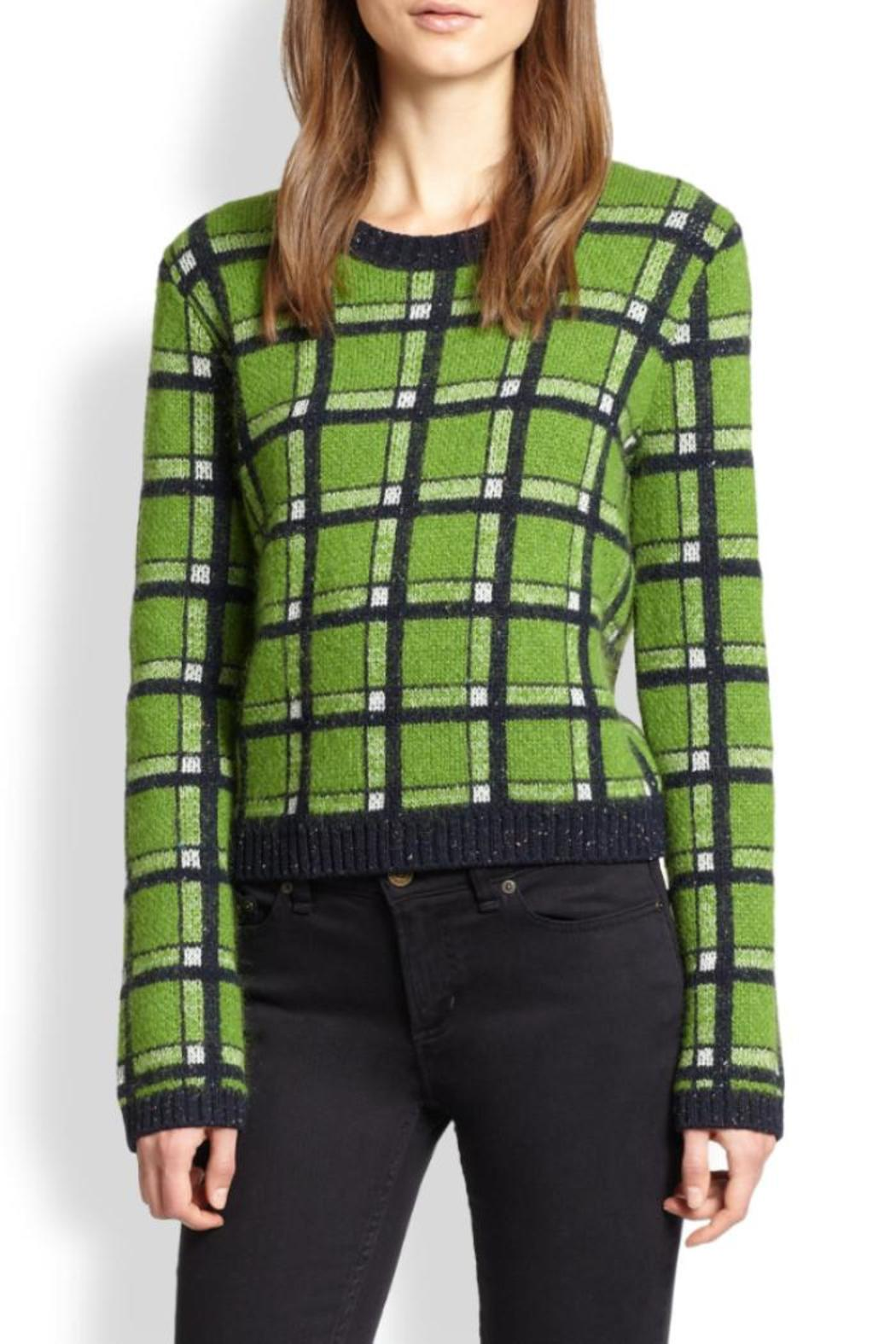 Marc By Marc Jacobs Prudence Snap Back Sweater - Main Image