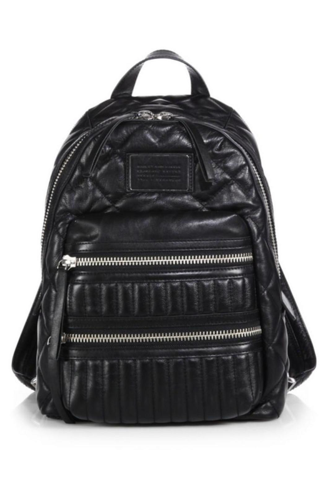 0cb467a558f Marc By Jacobs Quilted Leather Backpack From Canada Era