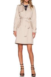 Marc By Marc Jacobs Slim Trench Coat - Front cropped