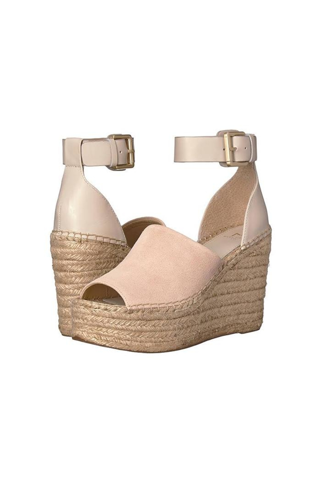 Marc Fisher LTD Adalyn Suede Wedge - Main Image