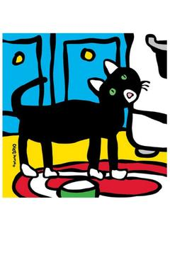 Marc Tetro  Hungry Cat Art - Product List Image