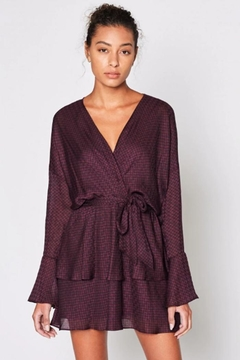 Joie Marcel Houndstooth Dress - Product List Image