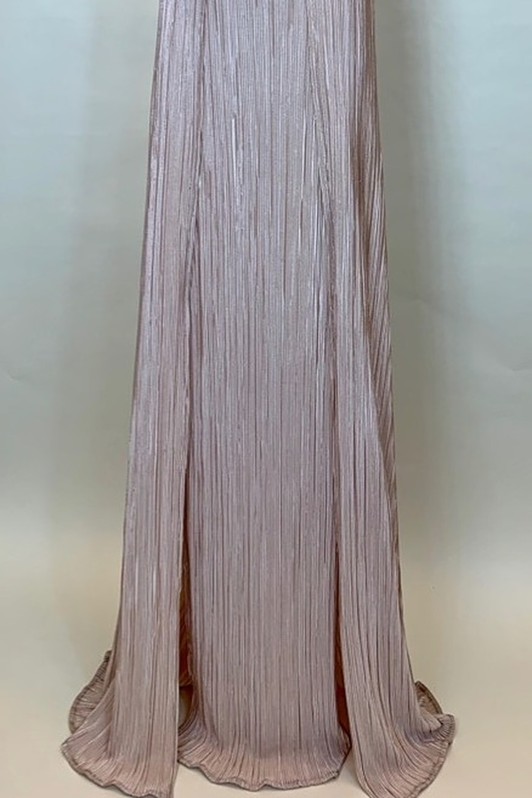 BACCIO COUTURE MARCELLA GOWN - Side Cropped Image
