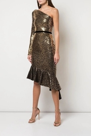 Marchesa Degrade Sequin Dress - Product Mini Image