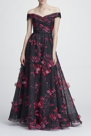 Marchesa Off Shoulder Gown - Product Mini Image