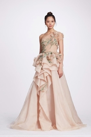 Marchesa One-Shoulder Ball Gown - Product Mini Image