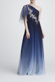 Marchesa One Shoulder Gown - Product Mini Image