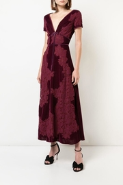Marchesa Short Sleeve Dress - Product Mini Image